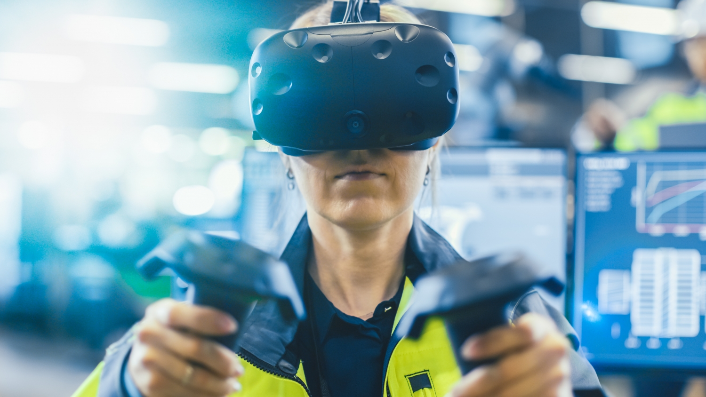 VR training OneBonsai